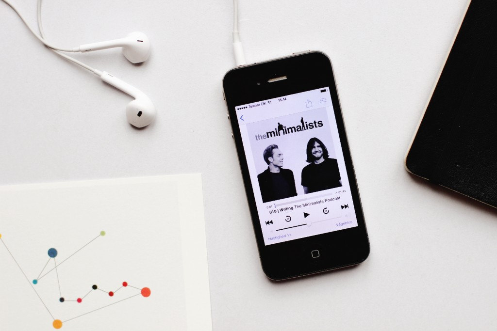 the minimalists podcast sustain daily