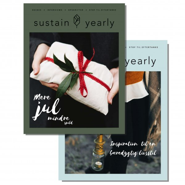 Sustain Yearly jul plus sustain yearly andet aar