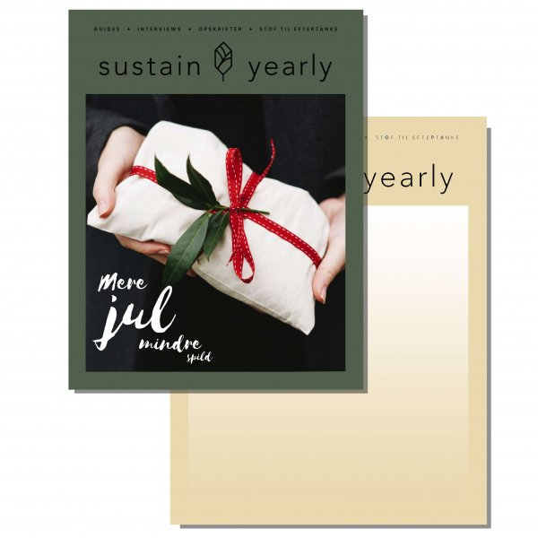 Sustain Yearly jul plus sustain yearly tredje aar