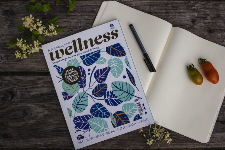 A Journal For Wellness
