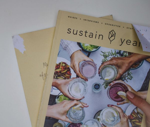 Sustain Yearly - tredje år Frasorteret