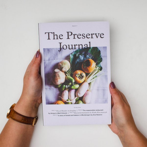 The Preserve Journal issue 1